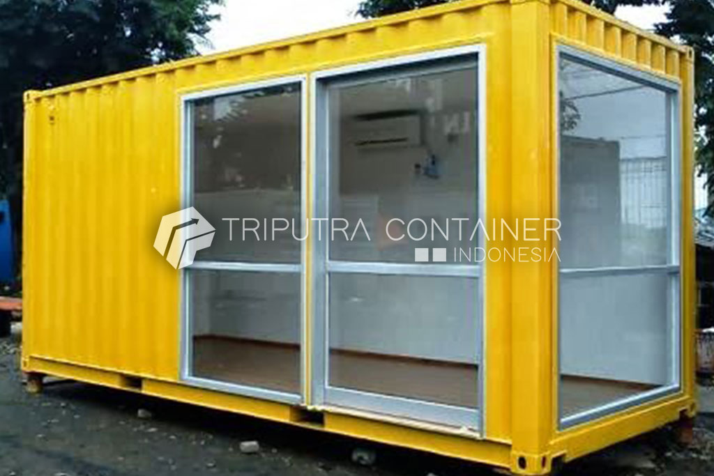 Cafe Shop Container Tri Putra Perkasa