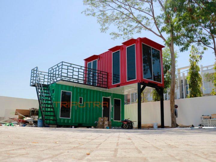 Cafe Container – UPN Surabaya