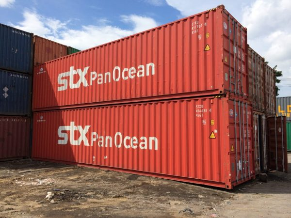 Container Bekas 40 HC 45G1