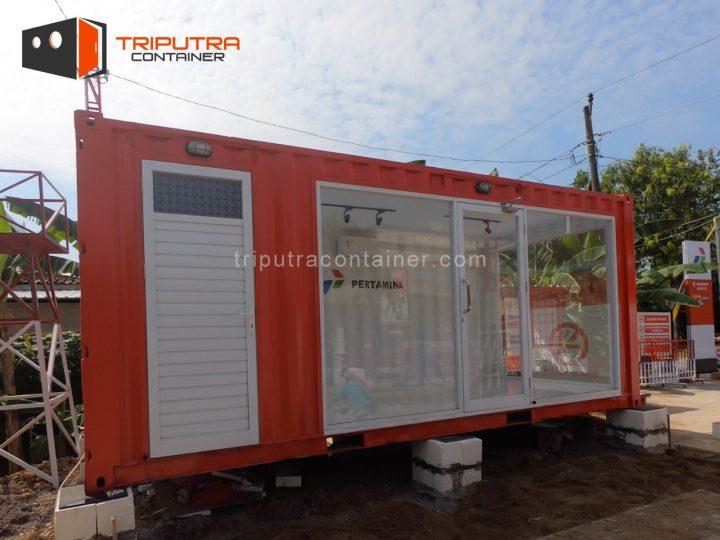 Shop Container 20'feet – Pertashop Grobogan